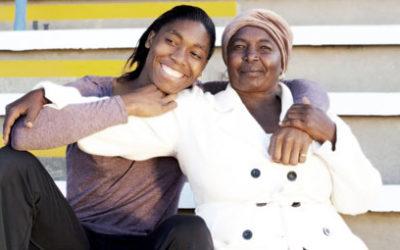 Olympic Hospitality for Dorcas Semenya