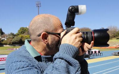 Through the Lens of Reg Caldecott