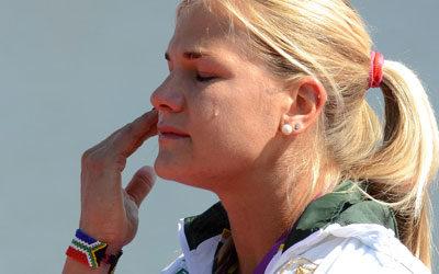 Bridgitte Hartley: Sport's New IT Girl