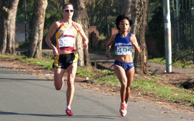 Mlambo Sets Winning Pace in PMB SPAR 10km