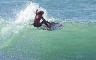 Top Surfers Impress in SA Women's Pro