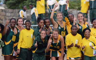 Gold for SA U20 Netball