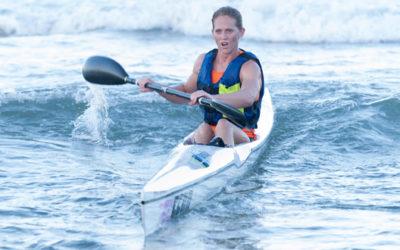 Burn Wins Dion Wired Surfski Challenge