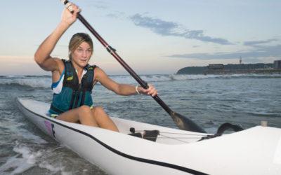Russell Grabs Surfski Challenge Gold in Durban