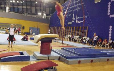 Joburg Gymnasts Delight at Doha World Challenge