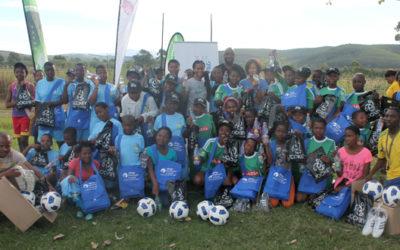 Dlamini Talks Education and Sport in Heartland