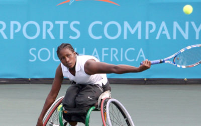 Montjane Anticipates Great Season after SA Open Silver