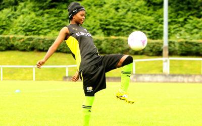 Nyandeni the Darling of Russia Champs FC Rossiyanka