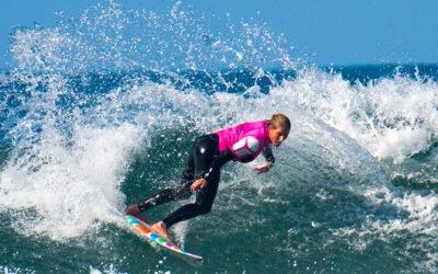 Tough Challenge for Robb to Retain SA Surf Title