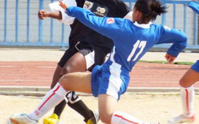 Top Four Ancitipate SAFA U19 Semifinals