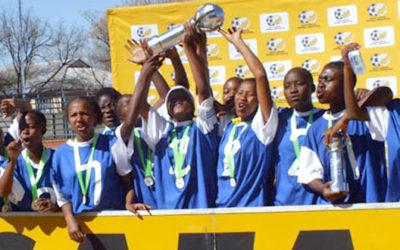 Gauteng High Fives SAFA U19 Champs