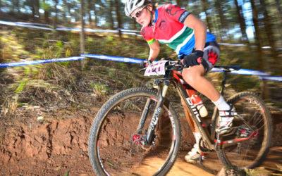 SA Awash in Medals at UCI MTB World Masters