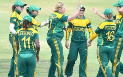 Batters Set Up SA Women's Series Win