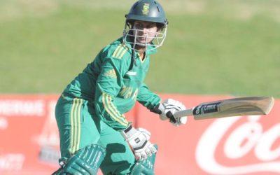 Chetty Stars in T20 Opener