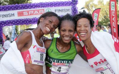 Cape Town Start for 2014 SPAR 10km Challenge