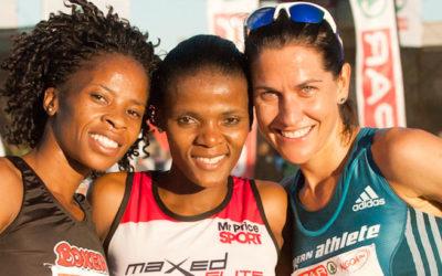 Phalula Doubles Up in Nelson Mandela Bay 10km