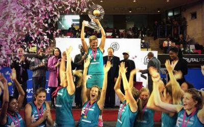 Crinums Break Through for Inaugural Netball Cup