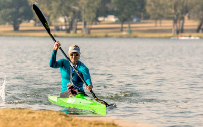 Hartley Dominates SA Champs for K1 Title