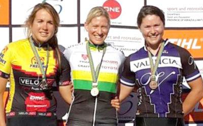 Weary De Groot Wins SA MTB Marathon Again