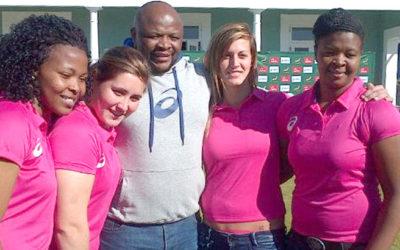 Coach Sephaka Unveils World Cup Boks