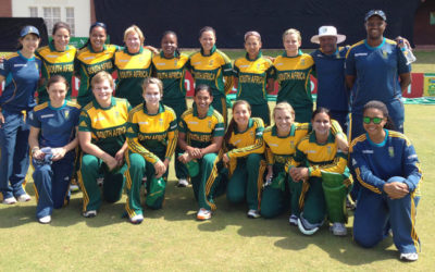 First-Ever Full-Contract Momentum Proteas Team