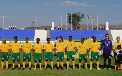 Banyana Thump Algeria for AWC Semis Berth