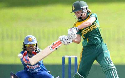 Sri Lanka Claim T20I Series Advantage