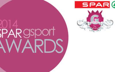 Hartley Headlines SPAR gsport Awards Finalists