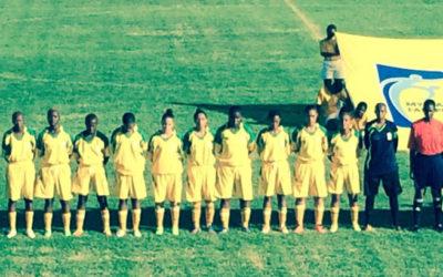 U20s Line Up Region 5 Gold Medal