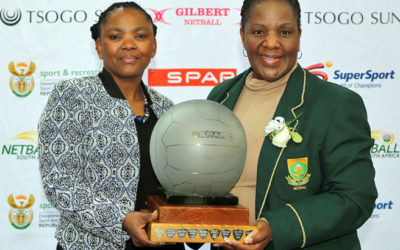 Netball Shoots High in 2015 Action Plan