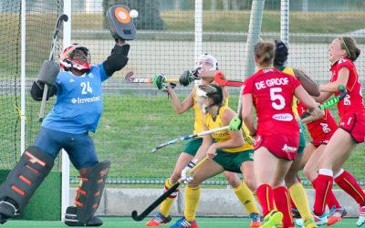 Powerful SA Attack Beat Belgium's Best