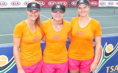 Tennis SA Signs Fed Cup Apparel Sponsor