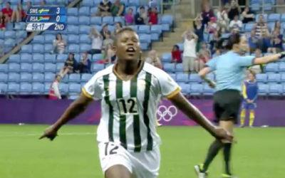 SA Women in Sport Laud Portia Modise