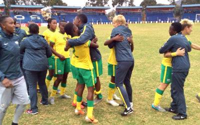 Banyana Banyana one step closer to Rio Olympics