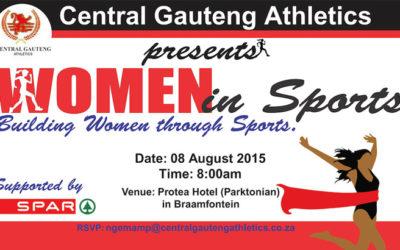 Leading Speakers for Women in Sport Seminar