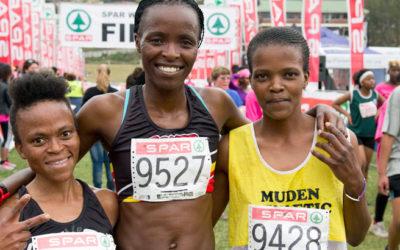 Masehla Makes Grand Prix Mark at Maritzburg 10k