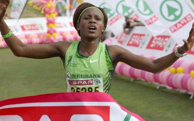 Rutendo Nyahora Wins Pretoria SPAR 10km