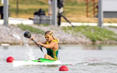 Rio Qualification Rewards Hartley's Blonde Ambition
