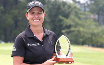 Pace Thrills with Clear Ladies Joburg Open Win