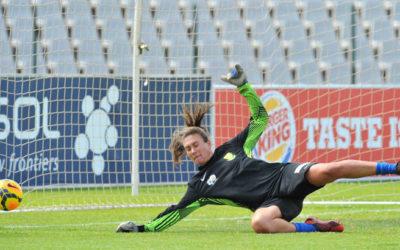 SC Heerenveen Vrouwen Signs Banyana No. 1 Keeper