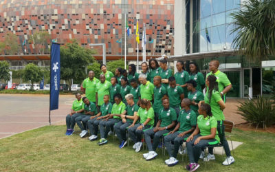 Ellis Names 21-Strong Squad for Cameroon 2016 Women's AFCON