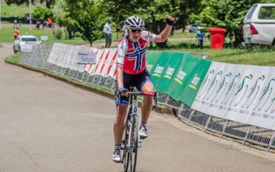 Norway's Heine Steals Win in First-Ever Queen Nandi Challenge