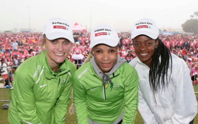 Leaderboard Pressure as SA's Most Popular Race Comes to PE