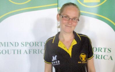 MSSA's VP Adele Janse van Rensburg to write for SASCOC