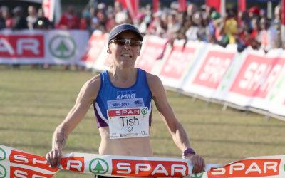Brit Tish Jones Scoops SPAR 10km Challenge in Durban