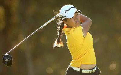 Woo-Ju Son Opens 3-Shot Nomads SA Girls Golf Champs Lead