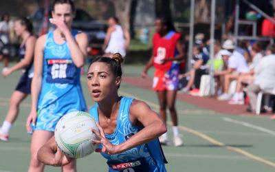 Gauteng Beats Western Cape For Netball Champs Log Lead