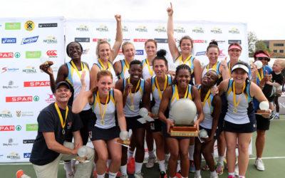 Gauteng Beat Western Cape for SA Netball Champs Title