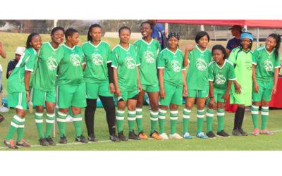 2018 Edition of the TUT Female Football Internal League Eagerly Awaited