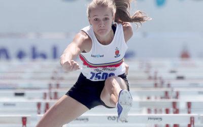 Steenkamp Claims New SA 100m Hurdles Record And Expects Improvements